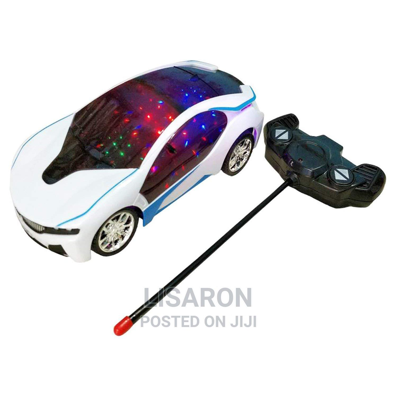 Archive: Rechargeable Model Toy Car