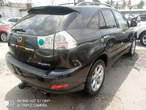 Lexus RX 2009 350 4x4 Gray | Cars for sale in Lagos State, Apapa
