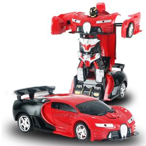 Remote Controlled Transformation Robot Car | Toys for sale in Lagos State, Kosofe