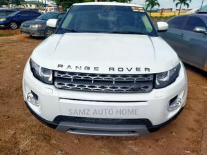 Land Rover Range Rover Evoque 2013 Pure AWD 5-Door White | Cars for sale in Lagos State, Ikotun/Igando