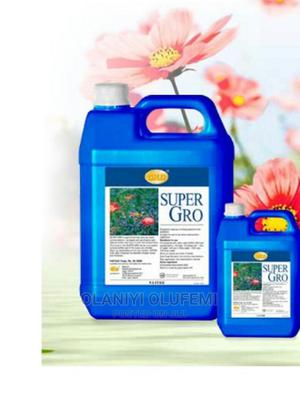 Supergro Organic Liquid Fertilizer | Feeds, Supplements & Seeds for sale in Abuja (FCT) State, Asokoro