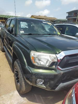 Toyota Tacoma 2012 PreRunner Access Cab Green | Cars for sale in Lagos State, Isolo