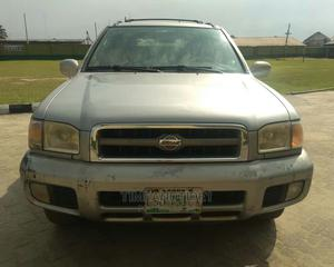 Nissan Pathfinder 2002 LE AWD SUV (3.5L 6cyl 4A) Silver | Cars for sale in Rivers State, Port-Harcourt
