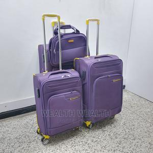 Standard Polyester Leader Polo Luggage Bag | Bags for sale in Lagos State, Ikeja