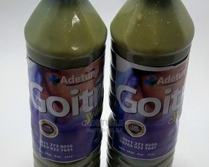 Herbal Permanent Solution for Goiter | Vitamins & Supplements for sale in Ogun State, Sagamu