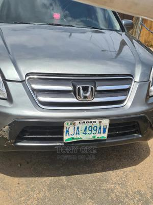 Honda CR-V 2006 SE 4WD Automatic Gray | Cars for sale in Lagos State, Oshodi