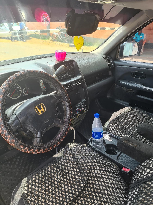 Honda CR-V 2006 SE 4WD Automatic Gray   Cars for sale in Oshodi, Lagos State, Nigeria