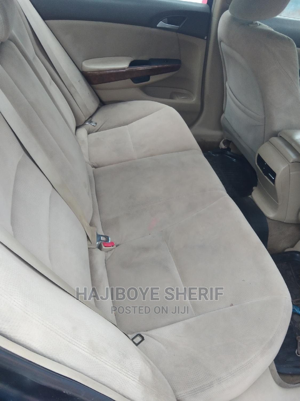 Honda Accord 2009 Blue | Cars for sale in Abule Egba, Lagos State, Nigeria
