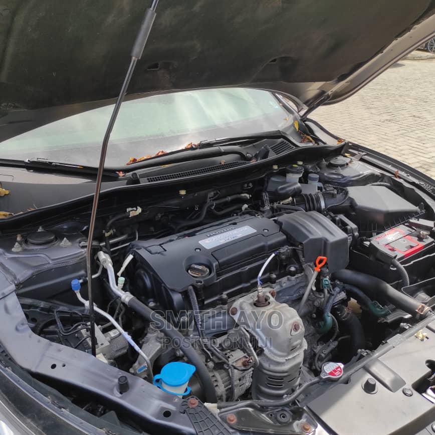 Honda Accord 2013 Gray | Cars for sale in Yaba, Lagos State, Nigeria