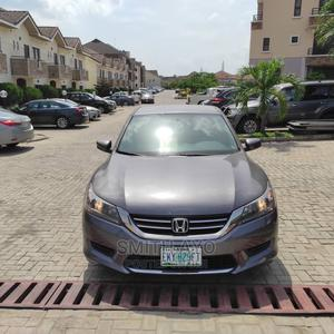 Honda Accord 2013 Gray | Cars for sale in Lagos State, Yaba