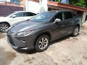 Lexus RX 2017 Gray | Cars for sale in Lagos State, Ilupeju