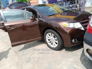 Toyota Venza 2013 LE AWD Brown   Cars for sale in Lagos State, Ilupeju