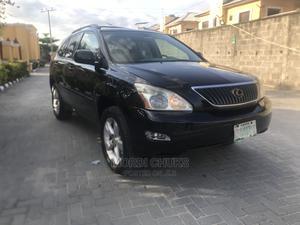 Lexus RX 2007 350 4x4 Black | Cars for sale in Lagos State, Lekki