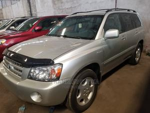 Toyota Highlander 2005 Limited V6 Gray   Cars for sale in Lagos State, Apapa