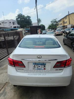Lexus ES 2011 350 White | Cars for sale in Lagos State, Surulere
