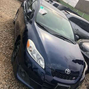 Toyota Matrix 2009 Blue | Cars for sale in Lagos State, Agege