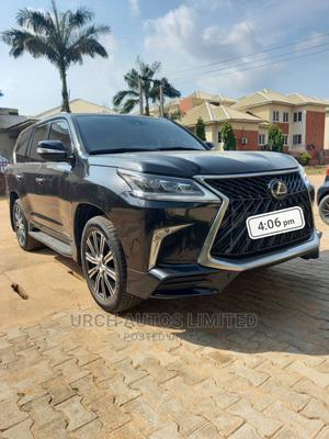 New Lexus LX 2020 Black | Cars for sale in Abuja (FCT) State, Jabi