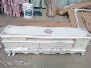 Tv Stand Glass   Furniture for sale in Lagos State, Ikorodu