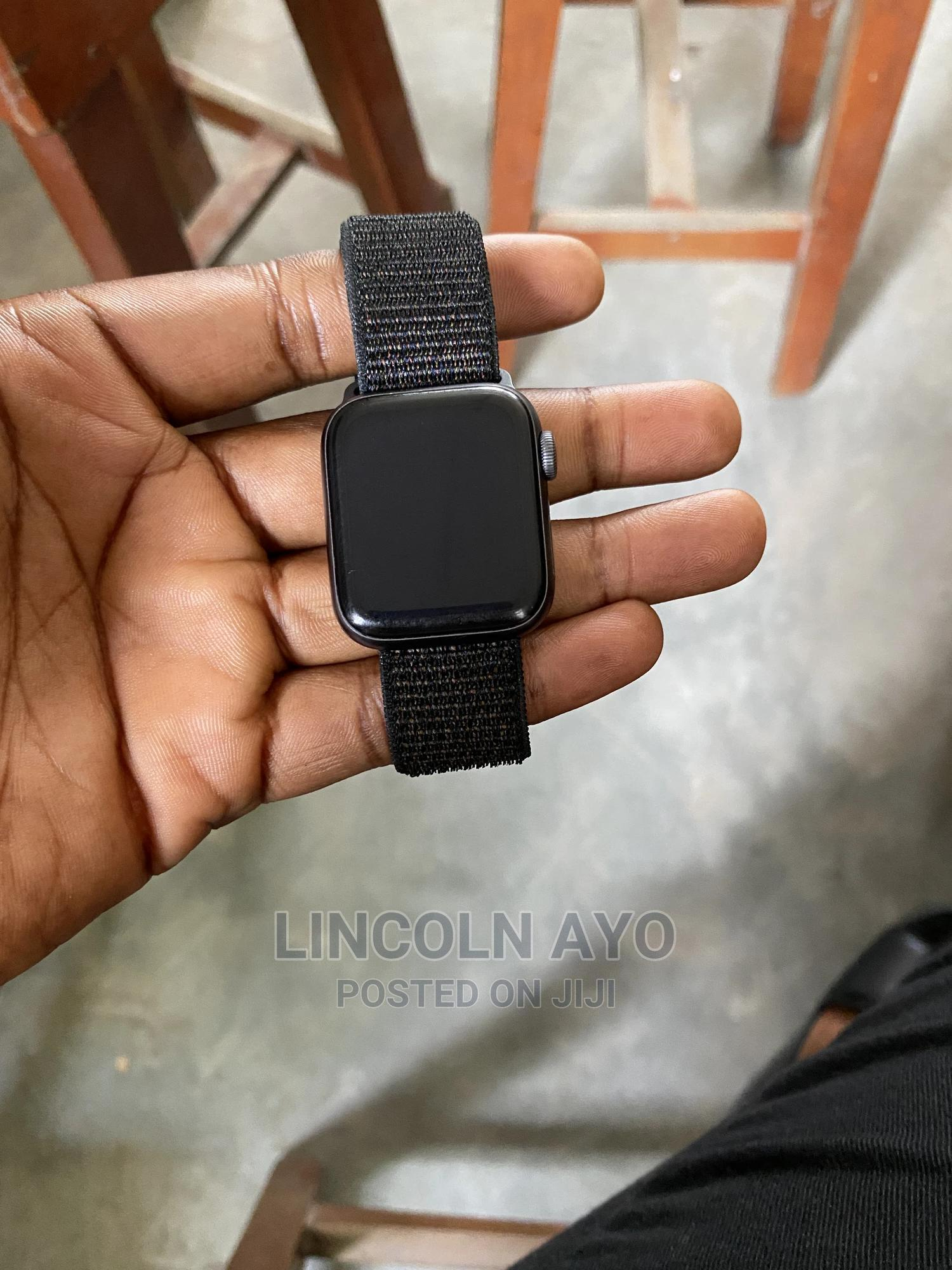Archive: Apple Iwatch Series 4 40mm (GPS + LTE)