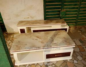 Set of Center and Tv Stand   Furniture for sale in Lagos State, Ikorodu