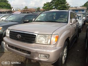 Toyota Land Cruiser 2004 Gold   Cars for sale in Lagos State, Apapa