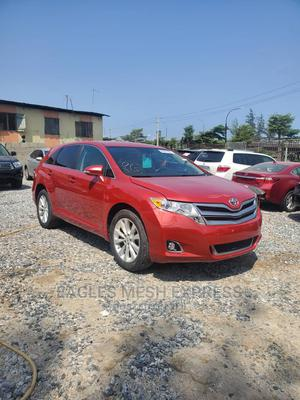 Toyota Venza 2013 LE FWD Red   Cars for sale in Lagos State, Gbagada