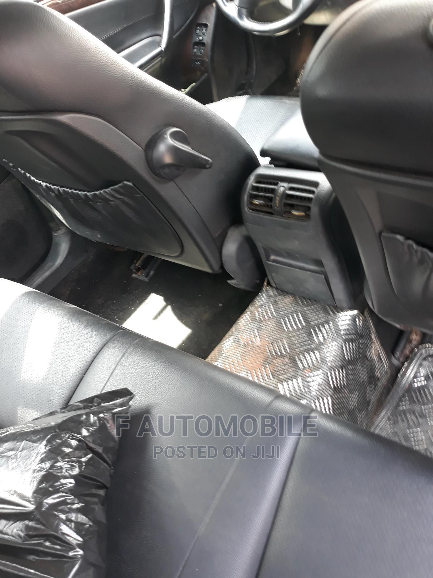 Mercedes-Benz C240 2005 Silver | Cars for sale in Ikeja, Lagos State, Nigeria