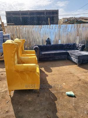 Complete Set Sofa Chair | Furniture for sale in Lagos State, Ojo