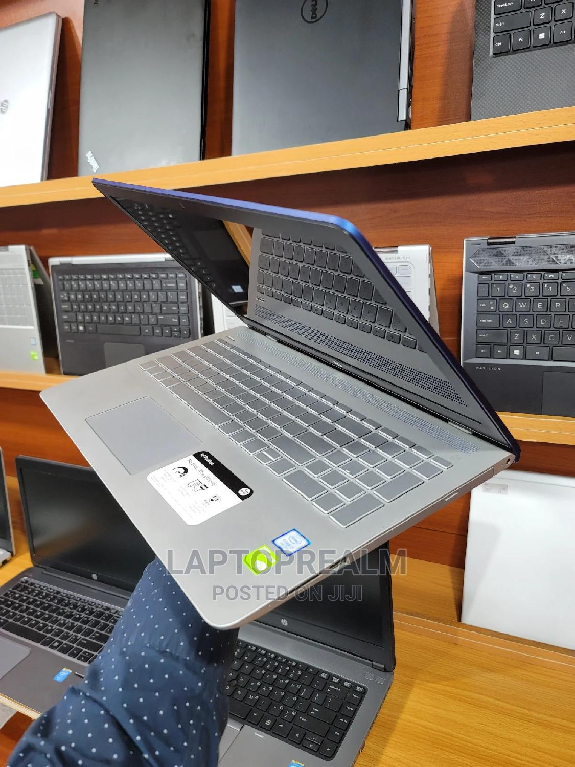 Archive: Laptop HP Pavilion 15 12GB Intel Core I7 HDD 1T