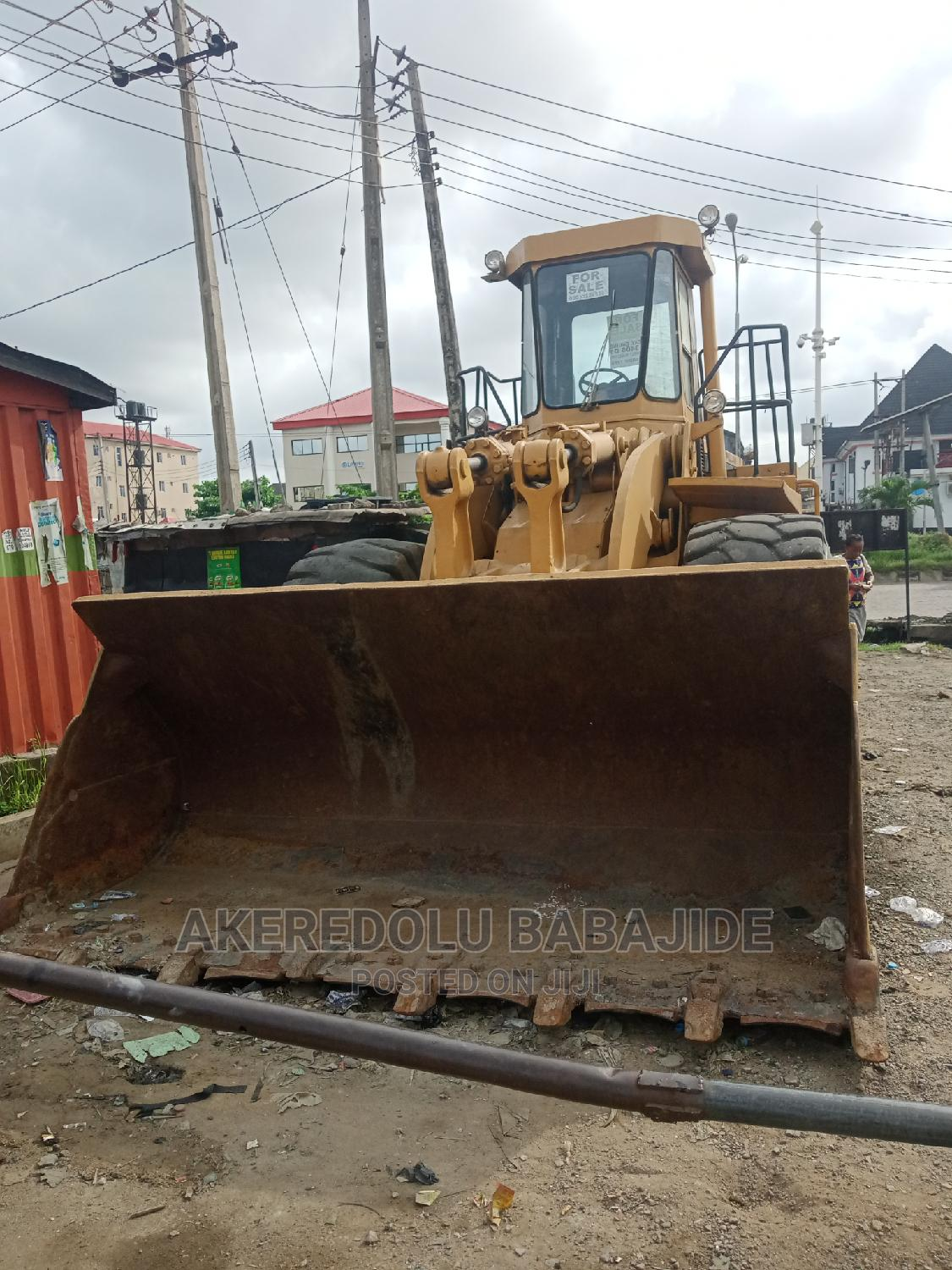 This Pay Loaders 980 Is Just Let a Tokunbo | Heavy Equipment for sale in Isolo, Lagos State, Nigeria