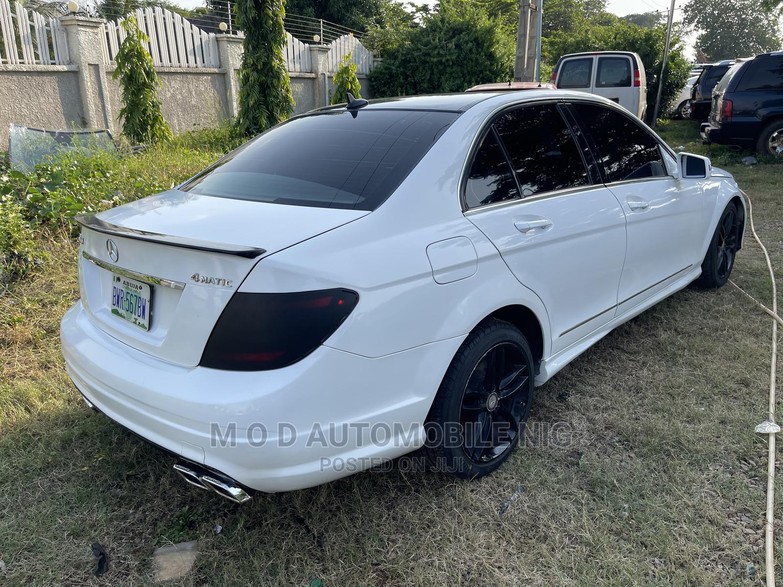 Mercedes-Benz C300 2008 White | Cars for sale in Gwarinpa, Abuja (FCT) State, Nigeria