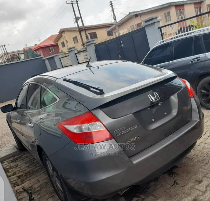 Honda Accord CrossTour 2011 Gray   Cars for sale in Agege, Lagos State, Nigeria