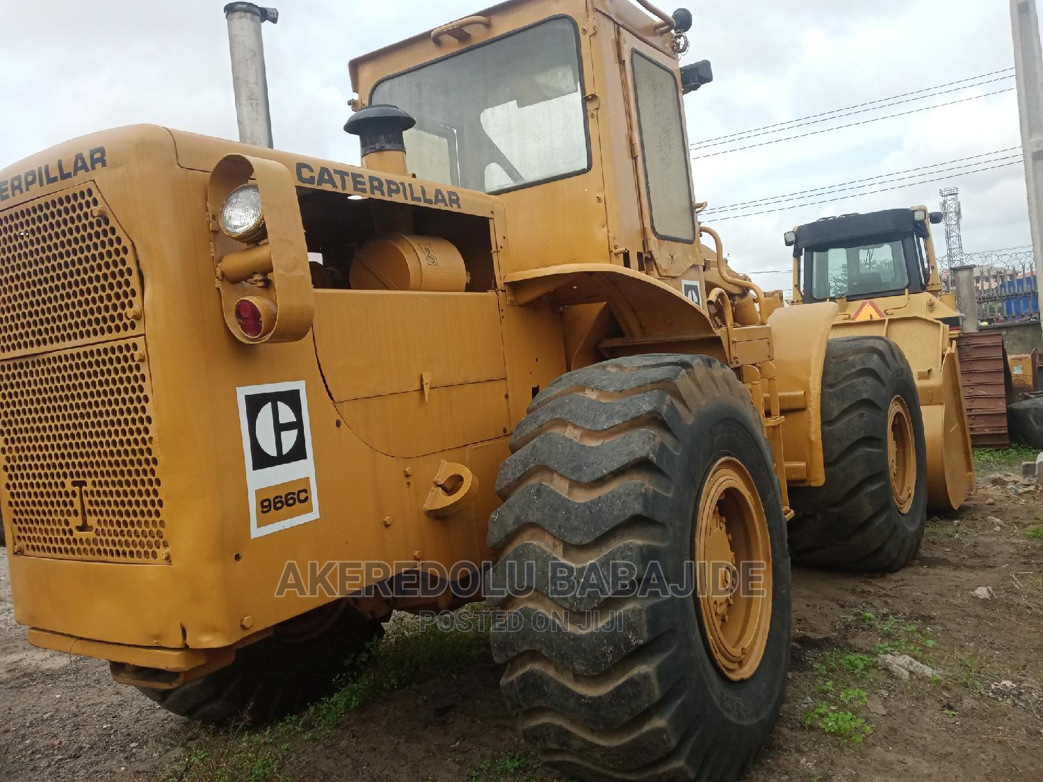 PayLoaders C966   Heavy Equipment for sale in Isolo, Lagos State, Nigeria