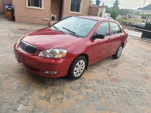 Toyota Corolla 2005 CE Red   Cars for sale in Edo State, Benin City