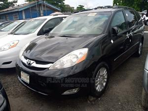 Toyota Sienna 2008 XLE AWD Black   Cars for sale in Lagos State, Apapa