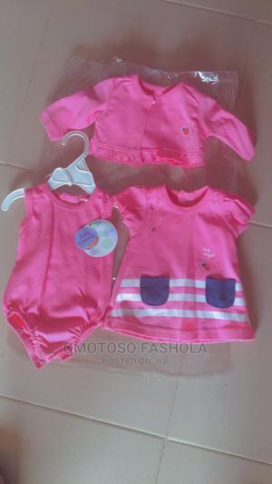 Baby Girl 3 Piece Carters Starter | Children's Clothing for sale in Ekiti State, Ado Ekiti