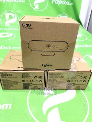 Logitech Brio Uhd 4K Webcam | Computer Accessories  for sale in Lagos State, Ikeja
