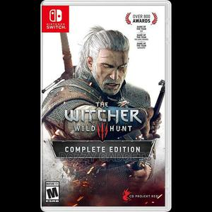 Nintendo Switch Witcher 3 | Video Games for sale in Lagos State, Ikeja
