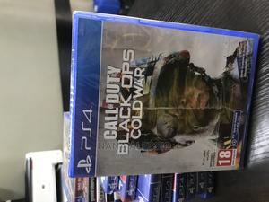 Call of Duty: Black Ops Cold War (PS4)   Video Games for sale in Lagos State, Ogba