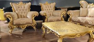 Quality Guaranteed Modern Egyptian Royal Set of Chair | Furniture for sale in Lagos State, Lekki