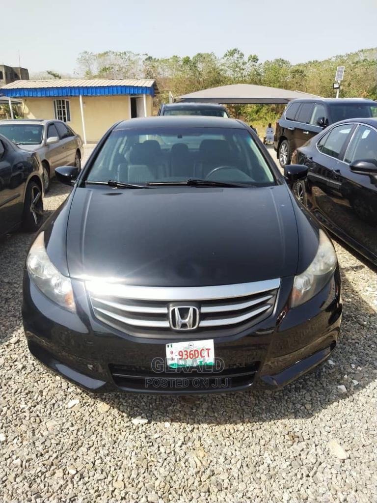 Archive: Honda Accord 2011 Sedan EX Black