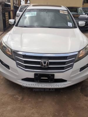 Honda Accord CrossTour 2012 EX-L White | Cars for sale in Lagos State, Ipaja