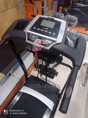American Fitness 2.5hp Treadmill With Massager | Sports Equipment for sale in Lagos State, Ogba