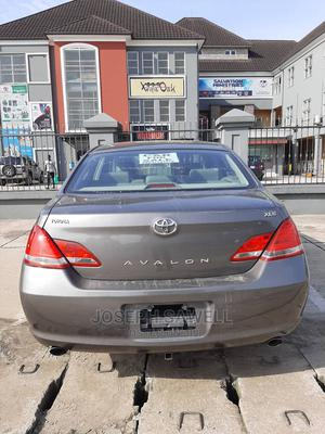 Toyota Avalon 2007 Gray | Cars for sale in Rivers State, Port-Harcourt