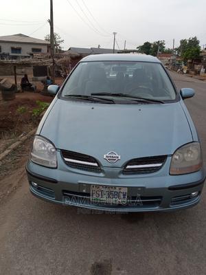 Nissan Almera 2002 Tino Green | Cars for sale in Ekiti State, Moba