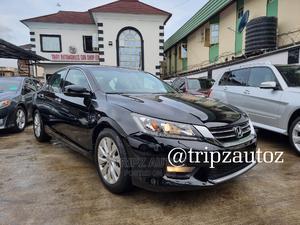 Honda Accord 2014 Black | Cars for sale in Lagos State, Ikeja
