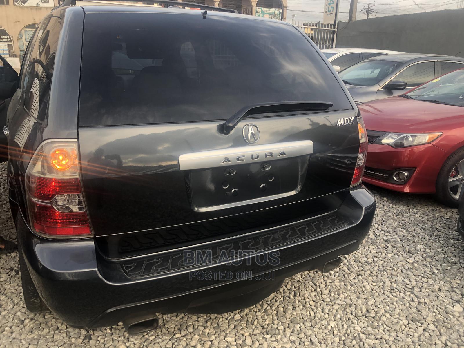 Acura MDX 2006 Gray   Cars for sale in Ifako-Ijaiye, Lagos State, Nigeria