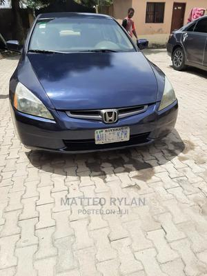 Honda Accord 2005 Automatic Blue | Cars for sale in Lagos State, Lekki
