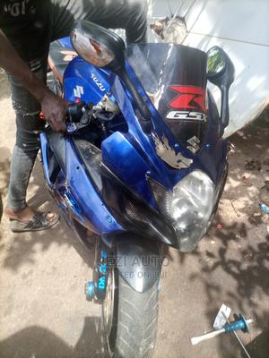 Suzuki GSX 2008 Blue   Motorcycles & Scooters for sale in Abuja (FCT) State, Kaura