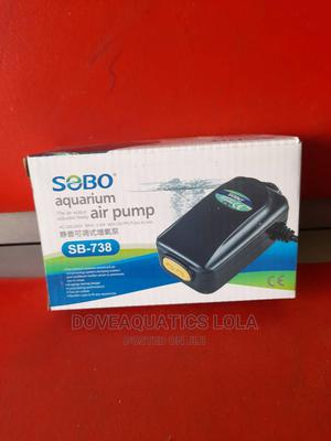 2 Outlets Air Pump   Pet's Accessories for sale in Lagos State, Alimosho